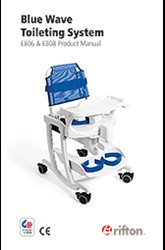 Rifton Blue Wave Toileting System product manual