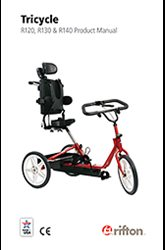 Rifton Tricycle product manual