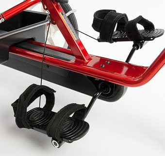 rifton tricycle hooknloop straps