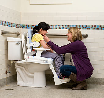 Why Adaptive Toileting Equipment Is Good For Kids