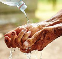 handwashing and mistreatment of adults with intellectual disabilities