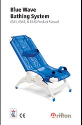 Rifton Blue Wave Bathing System product manual