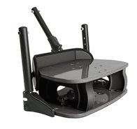 R806 Rifton activity chair footboard lift