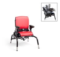 R823 Rifton activity chair tilt in space