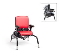 R824 Rifton Activity Chair tilt in space