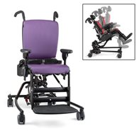 R872 Rifton large activity chair with spring