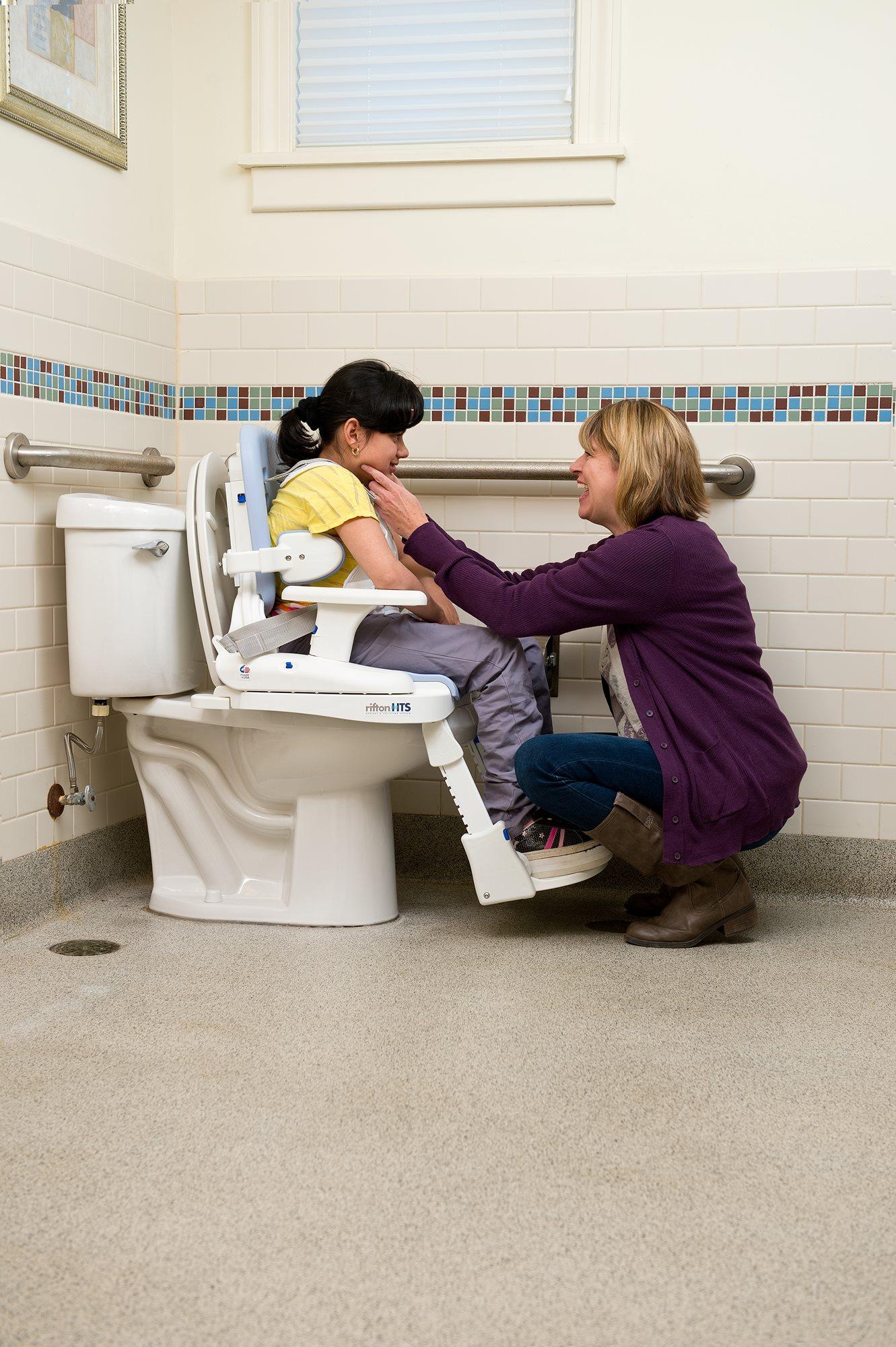 Rifton The Rifton Hts Hygiene Amp Toileting System